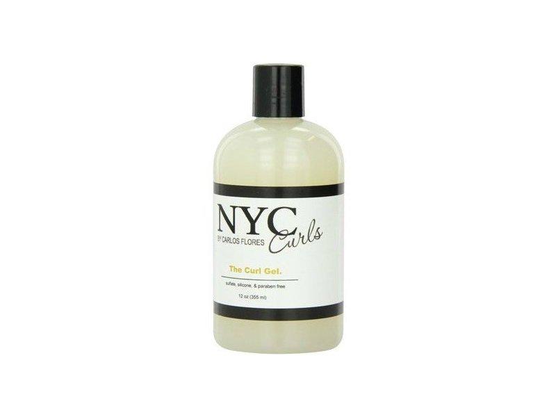 NYC Curls The Curl Gel, 12 oz/355 ml