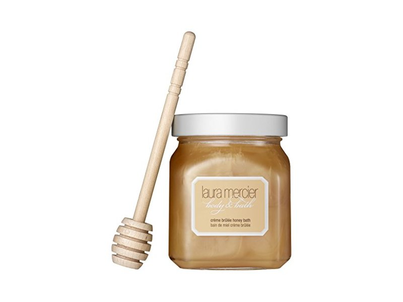 Laura Mercier Body and Bath Creme Brulee Honey Bath, 12 oz