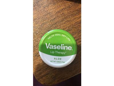 Vaseline Lip Therapy, Aloe, 0.6 oz - Image 3