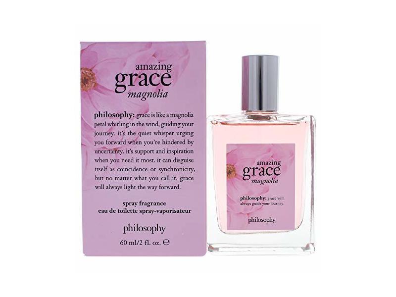 Philosophy Amazing Grace Magnolia Spray, 2 Oz