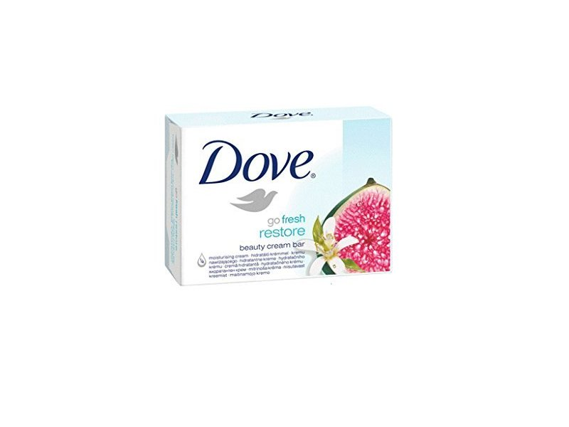 Dove Go Fresh Restore Beauty Cream Bar Soap