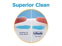 Cottonelle Gentleplus Flushable Wipes with Aloe & Vitamin E Wet Wipes, 84 Ct - Image 8