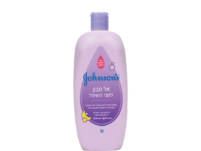 Johnson's Baby Bedtime Bath, 750 mL
