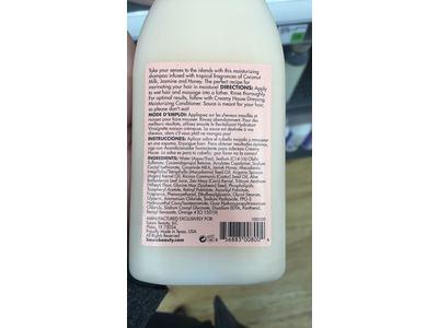 Sauce Beauty Moisturizing Shampoo, Island Marinade, 10 fl oz - Image 4