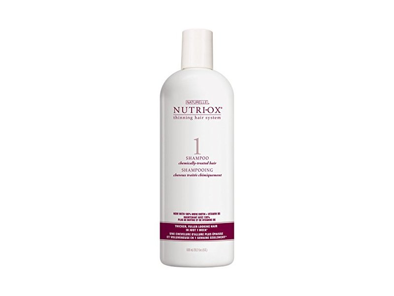 Nutri-Ox Chemically Treated Hair Shampoo, 20.2 fl oz