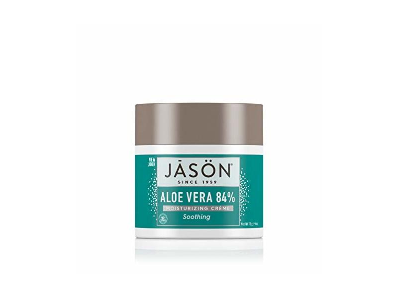 Jason Natural Products 84 Percent Aloe Vera Facial Moisturizing Cream, 4 Ounce - 6 per case.