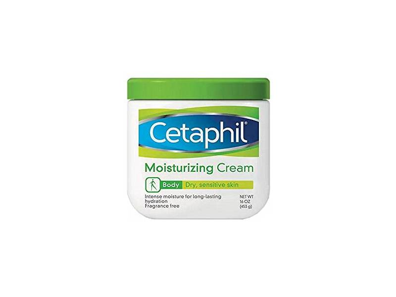 Cetaphil Moisturizing Cream for Dry/Sensitive Skin, 16 oz