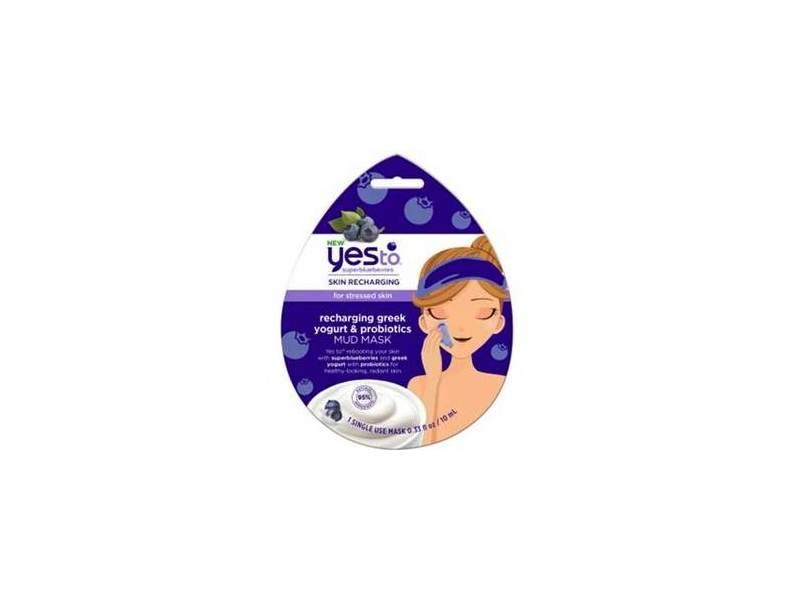 Yes To Superblueberries Greek Yogurt & Probiotics Mud Mask