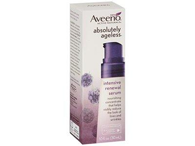 Aveeno Absolutely Ageless Intensive Renewal Serum, 1 fl oz - Image 1