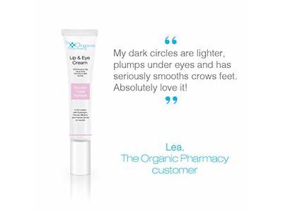 The Organic Pharmacy Lip & Eye Cream, 0.35 Ounce - Image 7