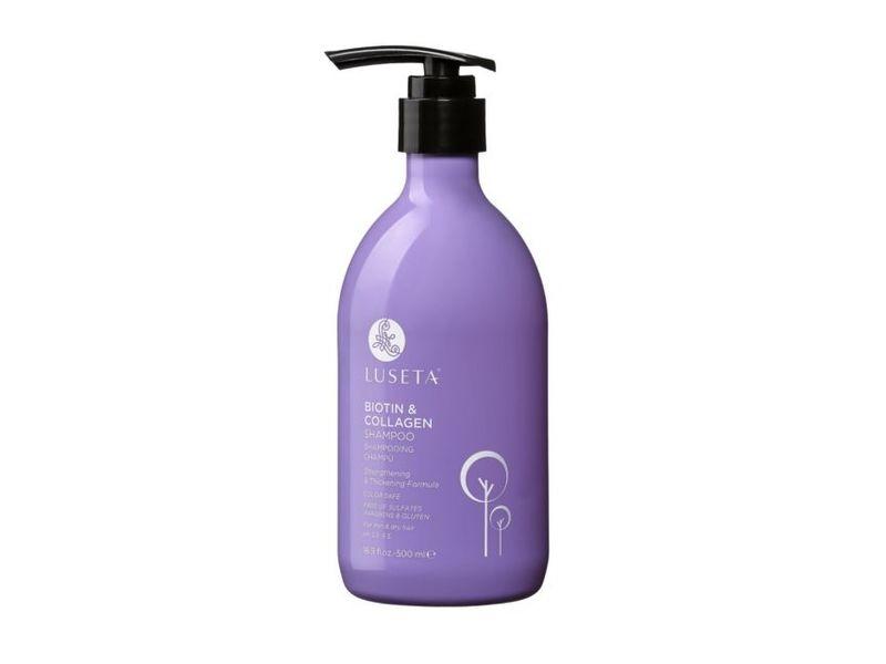 Luseta Biotin & Collagen Shampoo, 16.9 fl oz