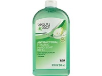 Beauty 360 Antibacterial Foaming Hand Soap Refill, Coconut Water - Image 2