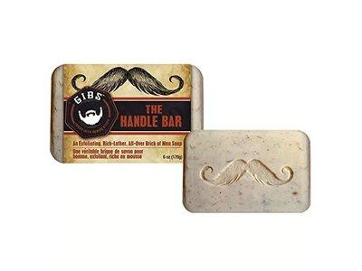 GIBS The Handle Bar Soap, 6 oz