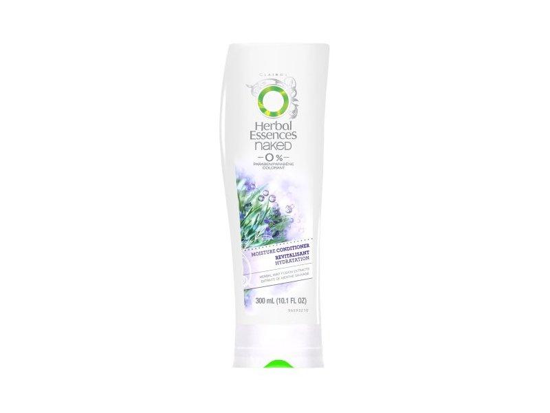Herbal Essences Naked Moisture Conditioner 10.1 Fl Oz