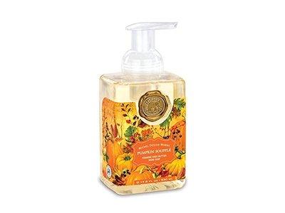 Michel Design Works Foaming Shea Butter Hand Soap, Pumpkin Souffle, 17.8 fl oz