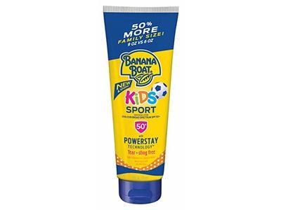 Banana Boat Kids Sport Sunscreen Lotion Spf 50, 9 fl oz / 270 mL
