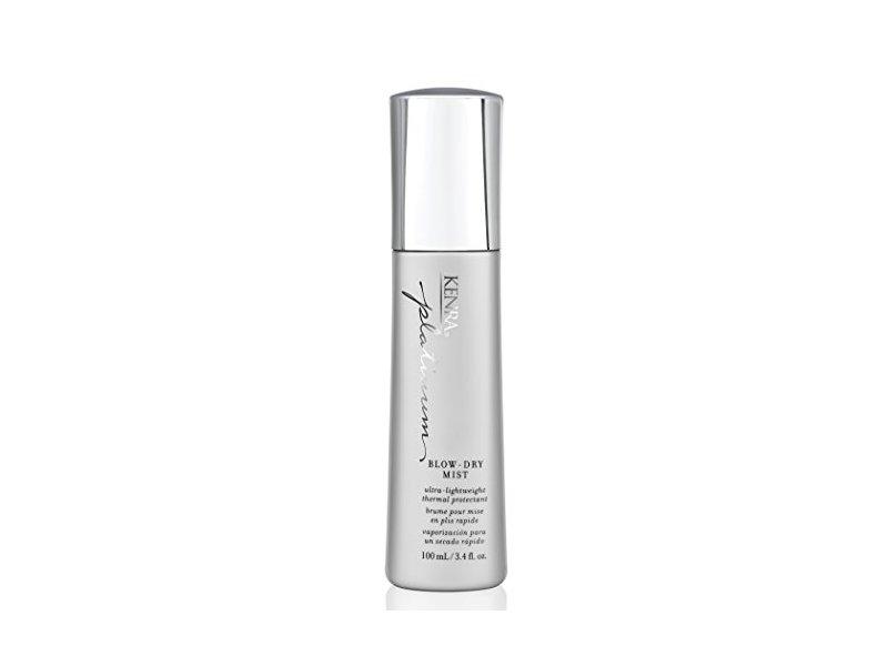 Kenra Platinum Blow-Dry Mist Spray, 3.4-Ounce