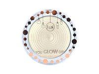J.Cat Beauty You Glow Girl Baked Highlighter, White Goddess - Image 2
