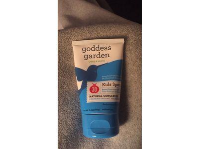 Goddess Garden Sunscreen Kid Sport Tube, 3.4 oz - Image 3