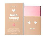 Benefits Cosmetics Hello Happy Soft Blur Foundation, Medium Neutral, 1.0 fl oz - Image 1