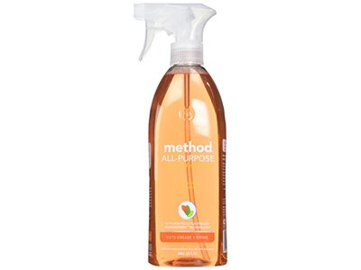 Method All Purpose Natural Surface Cleaning Spray Clementine, 28 oz