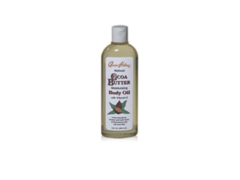 Queen Helene Cocoa Butter Body Oil 10 oz (Pack of 6)