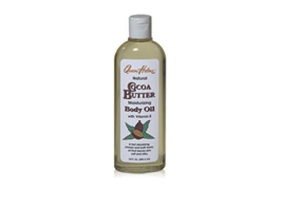 Queen Helene Cocoa Butter Body Oil 10 oz (Pack of 6)