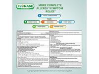 Flonase Allergy Relief Nasal Spray, 24 Hour Non Drowsy Allergy Medicine, Metered Nasal Spray - 144 Sprays - Image 5