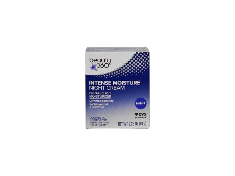 Beauty 360 Intense Moisture Night Cream