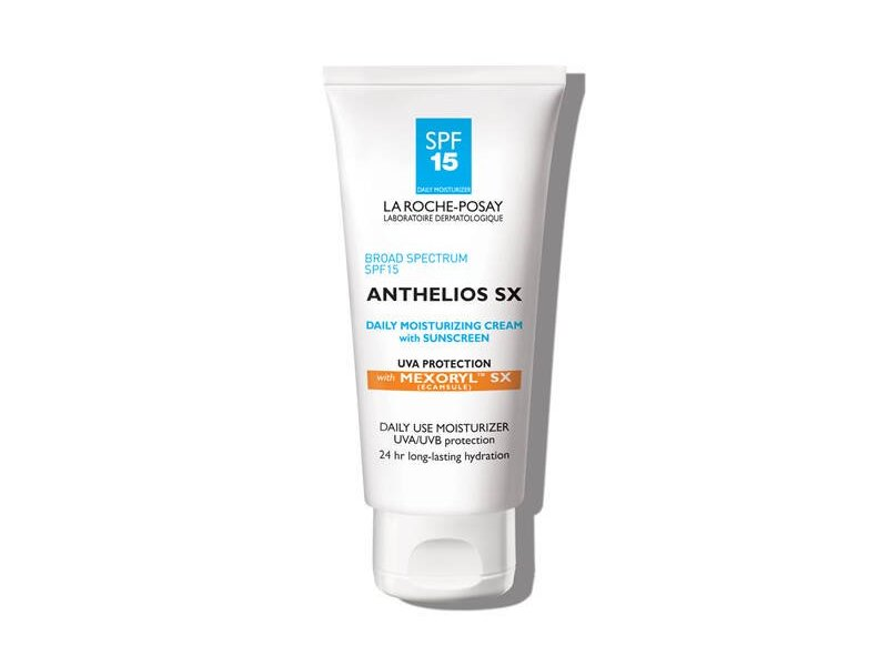 La Roche-Posay Anthelios SX Moisturizing Face Sunscreen Lotion, SPF 15