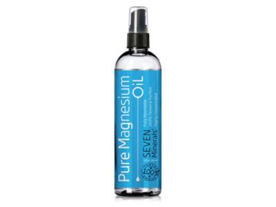 Seven Minerals Pure Magnesium Oil, 12 fl oz