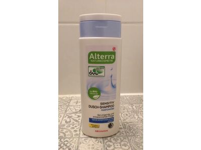 Rossmann Alterra Shower Shampoo, Fragrance Free, 250 mL - Image 3