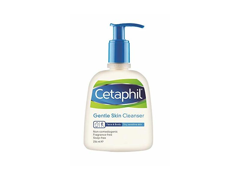 Cetaphil Gentle Skin Cleanser, 236 mL