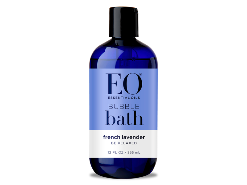 EO Products Serenity Bubble Bath French Lavender with Aloe