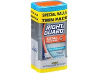 Right Guard Xtreme Defense 5 Antiperspirant, Arctic Refresh, 2.6 oz - Image 2