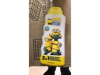 Minions 3-in-1 Body Wash Shampoo + Conditioner, 12 fl oz - Image 2