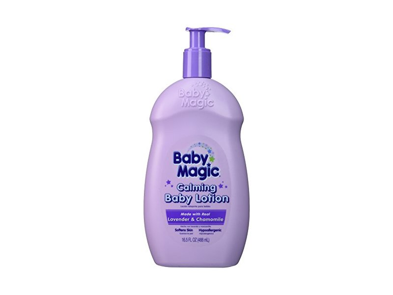 Baby Magic® Calming Baby Lotion w/Lavender & Chamomile, 16.5 OZ