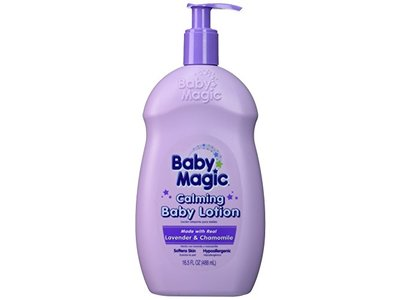 Baby Magic® Calming Baby Lotion w/Lavender & Chamomile, 16.5 OZ - Image 1