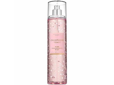 Bath and Body Works Champagne Toast Fine Fragrance Mist , 8 fl oz (236 mL) (2019 Edition)