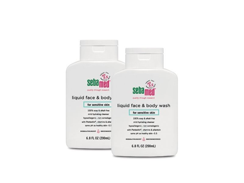 seba med liquid face body Sebamed liquid face and body wash is a cleanser gentle enough for sensitive skin many consider it to be one of the best moisturizing body washes aroundltipurpose.