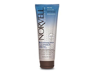 Norvell Post Sunless pH Balancing Cleanser - Body Wash, 8.5 fl.oz.