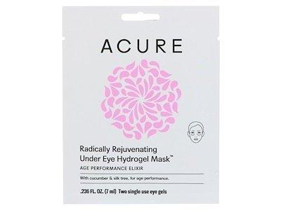 ACURE Radically Rejuvenating Under Eye Hydrogel Mask with Age Performance Elixir - 1 Sheet(s) - Image 1