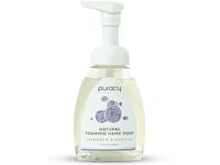 Puracy Natural Foaming Hand Soap, Lavender & Vanilla, 8.5 fl oz/251 mL - Image 2