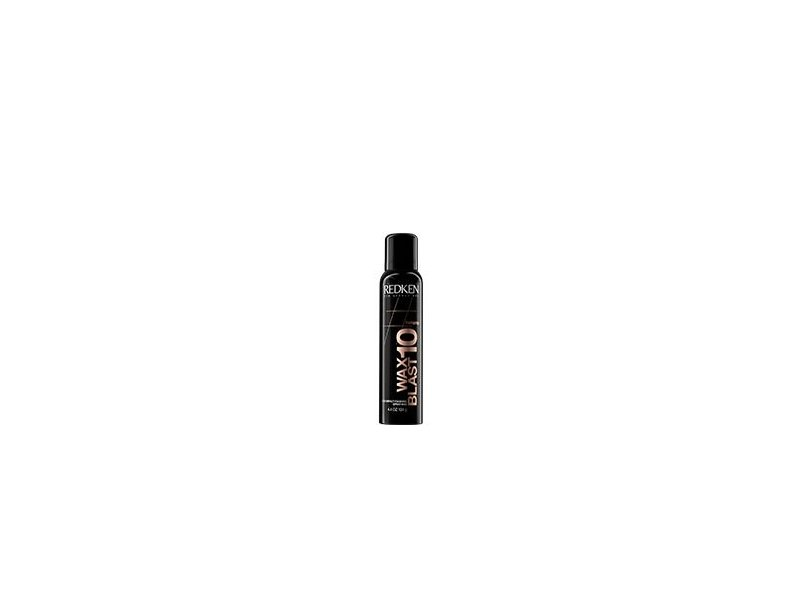 Redken Wax Blast 10 High Impact Finishing Spray Wax 4.4 Ounces