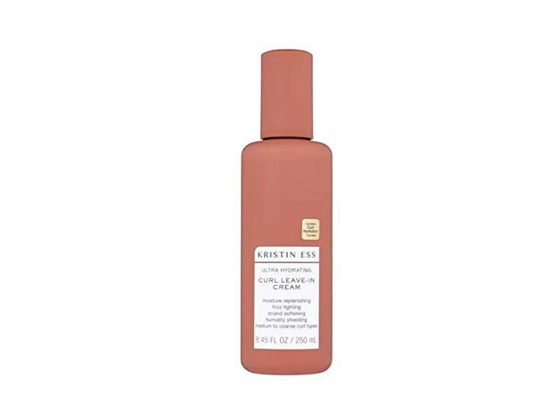 Kristin Ess Ultra Hydrating Curl Leave-In Cream, 8.45 fl oz