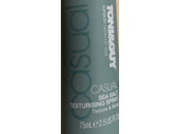 Toni&Guy Casual Sea Salt Texturising Spray, 2.5 FL OZ - Image 5