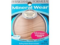 Physicians Formula Mineral Wear Talc-Free Mineral Makeup Airbrushing Pressed Powder SPF 30, Creamy Natural, 0.26 Ounce - Image 8
