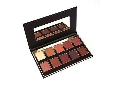 Crown Pro 10 Color Fuego Collection, Eye Shadow Palette, 0.71 oz - Image 1