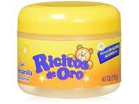 Ricitos De Oro Hair Gel , Chamomile Extract , 4.0 Ounces, 115g - Image 2