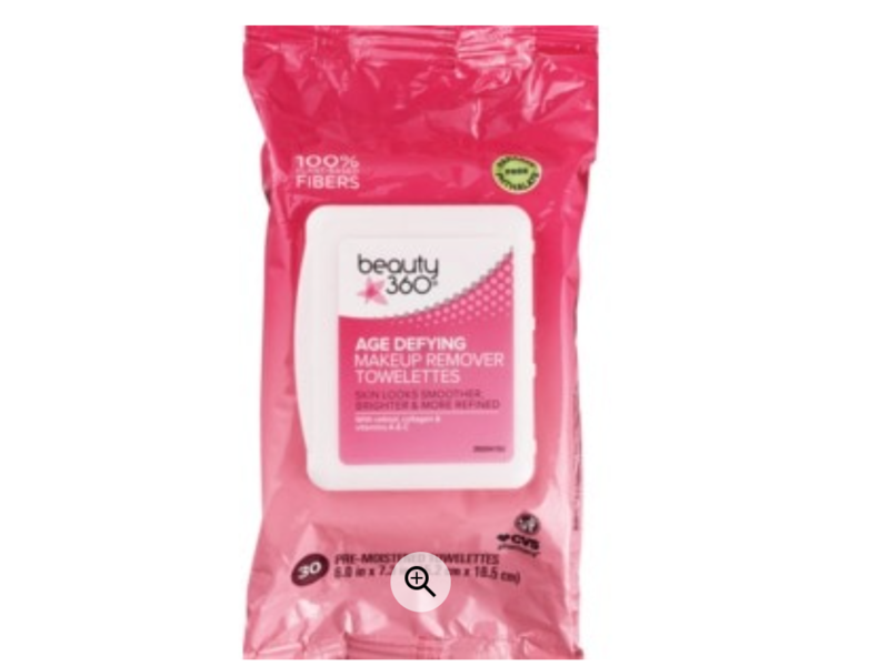 Beauty 360 Age Defying Towelettes